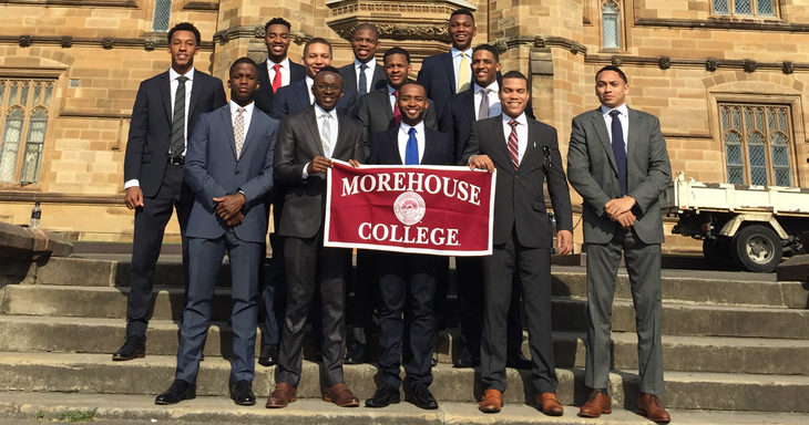 Morehouse College, Students